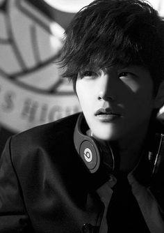 L / Kim myungsoo ❤❤ Infinite Members, L Infinite, Asian Actors, Korean Actors, L Cosplay, All Korean Drama, Hyun Soo, Kim Myungsoo, Lee Sungyeol