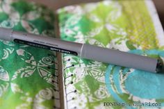 The Magic of a Simple Black Pen