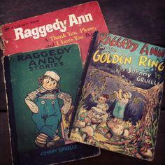 vintage children's books (set of 3)