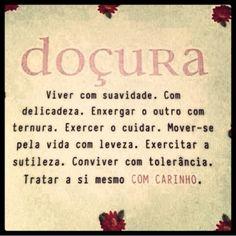 DOÇURA