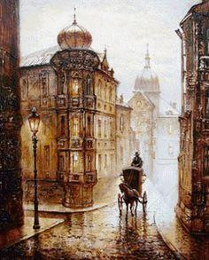 картины художника Светлана Ясенева-14