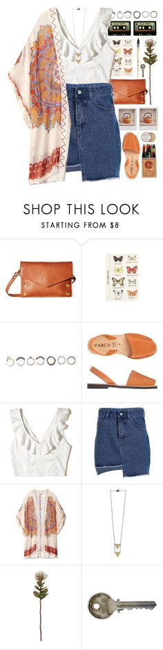 """""""*Just Like A FireBall*"""" by my-black-wings ❤ liked on Polyvore featuring Polaroid, Hammitt, Topshop, Michele, Iosselliani, Toast, Hollister Co., Theodora & Callum, Crate and Barrel and Nip+Fab"""