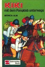 ALM, Monica: Kiki avec le ponyklub en route;