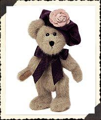 """٠•●●♥♥❤ஜ۩۞۩ஜஜ۩۞۩ஜ❤♥♥●   Sasha Dubeary (Boyds Bear 6"""" retired)  ٠•●●♥♥❤ஜ۩۞۩ஜஜ۩۞۩ஜ❤♥♥●"""