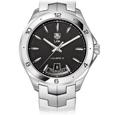 TAG Heuer LINK Calibre 5Day-Date Automatic watch42 mm
