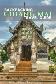10 Chiang Mai Travel Tips to Avoid Looking Like a Tourist in Thailand Visit Thailand, Thailand Travel, Asia Travel, Solo Travel, Chiang Mai, Travel Guides, Travel Tips, Budget Travel, Travel Advice