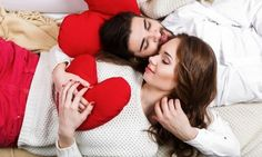 Want to make your partner feel loved more than ever on Valentine's Day? Tired of all those banal ideas? The great news is you have found these rad and romantic #lovesurprises #morningkiss #valentine'sday