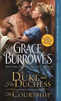 The Duke and His Duchess & The Courtship: Windham Series by Grace Burrowes with Excerpt and Giveaway  The couple that started it all now have a new to paperback novella duology – come meet the Duke and Duchess of Windham with an Excerpt and Giveaway   http://iam-indeed.com/the-duke-and-his-duchess-the-courtship-windham-series-by-grace-burrowes-with-excerpt-and-giveaway/