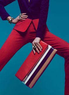 styled by Patrick Mackie; W magazine March 2014.