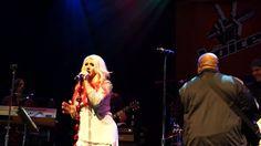 Christina Aguilera - Crazy (Cover Song) The Voice Judges (Live @ House o...