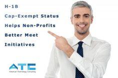 H-1B Cap-Exempt Status Helps Non-Profits Better Meet Initiatives