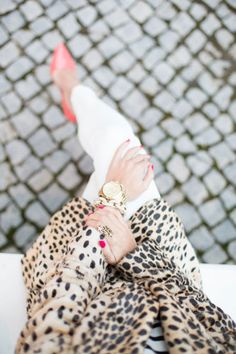 5 Chic Ways To Wear Leopard Prints