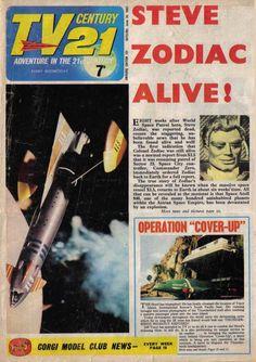 TV Century 21 Issue no. 127