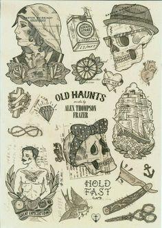 Ideas! Old Skool!