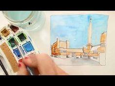 Koosje Koene Illustrations - Learn to draw: Draw Tip Tuesday - Urban Sketching!