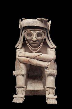 Tlaloc, Aztec God