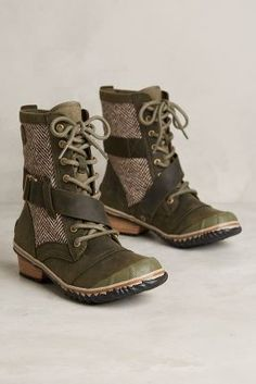 Sorel Slimboots Nori Boots #anthrofave