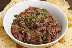 be healthy-page: Black Bean Guacamole