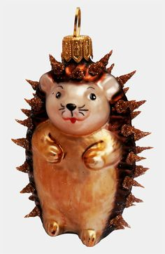 I NEED this in my life!!!  Nordstrom at Home 'Hedgehog' Ornament