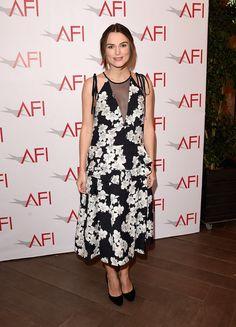 Keira Knightley Kicks Off a Big Weekend at the AFI Awards