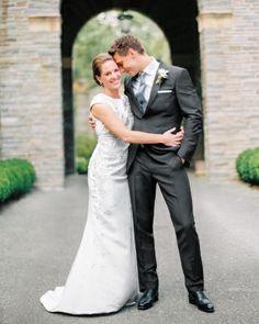 Gorgeous wedding suit