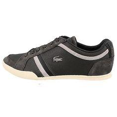 Lacoste Rayford 6 Srm Mens 7-28SRM0022-KD1 Khaki Leather Suede Shoes Size 12
