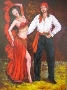 casal cigano