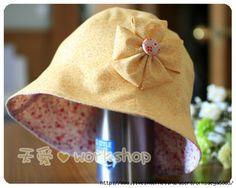 Шляпка с цветком.. Обсуждение на LiveInternet - Российский Сервис Онлайн-Дневников