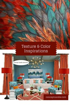 Color Inspiration from Concept Candie Interiors | When you need ...