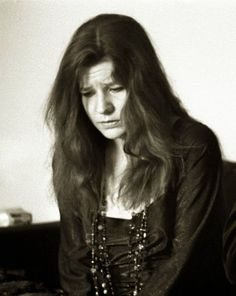 """The real """"Little Girl Blue""""... Janis I love you so much ♥"""