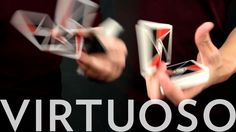 Card Flourish (Cardistry) Tutorials - Virtuoso : Revolution 2