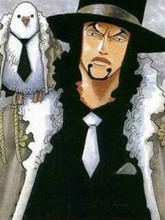 One Piece, Rob Lucci CP9