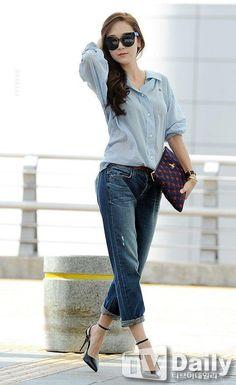 And pose :) #JessicaJung