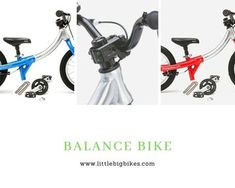 Award-winning balance bike for toddlers & kids from 2 - 7 years old. Unique pedal attachment converts the balance bike to a pedal bike as your child grows. Wood Bike, Balance Bike, Good Things, Explore, Big, Children, Young Children, Boys, Child