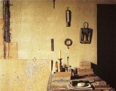 Luigi Ghirri - Morandi's Atelier (1987)