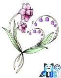 lily of the valley tattoo - Google Search