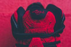 dd654a0257f Nike LeBron 12 Ext (Red Paisley) - Sneaker Freaker