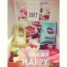 Bedankt http://www.snoepzoet.be om mijn #worlddayofhappiness nog zoeter te…