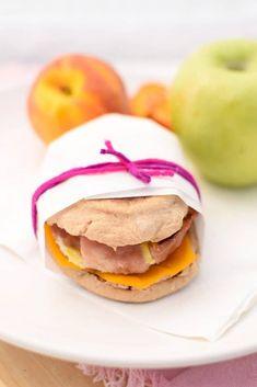 Ham Breakfast, Homemade Breakfast, How To Make Breakfast, Perfect Breakfast, Breakfast Sandwiches, Camping Meal Planning, Camping Menu, Healthy Breakfast Options, Best Breakfast Recipes