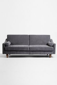 Great couch form black brown clubber sleeper for Chaise urban ikea