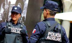 Contratan restauranteros policías auxiliares ante inseguridad