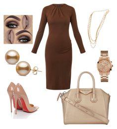 """love it"" by leahaubrey-1 on Polyvore featuring Joseph, Christian Louboutin, Givenchy, GUESS and Chanel"
