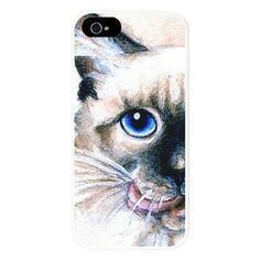 Siamese Kitten Iphone 5/5S Snap Case