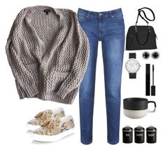 """Jueves!"" by rubie-ingrassia on Polyvore featuring moda, Avenue, Brakeburn, Topshop, New Look, Elwood, Gucci, Typhoon y CB2"