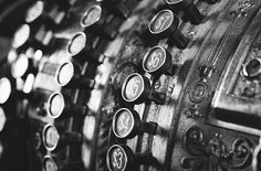 An old cash register in a junk shop somewhere in Wisconsin. Amazing! Check out this: http://legitwaysmakemone...