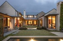Grounds Patio Pool Porch by Stocker Hoesterey Montenegro Architects