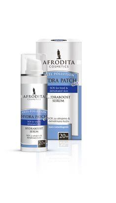 Kozmetika Afrodita - Hydra Patch H2O SERUM HYDRABOOST