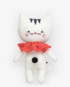 FRIEND № 13 – The Pierrot Cat Pedrolino by Lauvely. SHOP ONLINE