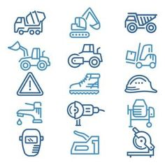 Construction Tools Pack with Dump Truck, Cement Mixer, Crane, Hard Hat, Tap, Mask, Protective Boots Cuttable Design Cut File. Vector, Clipart, Digital Scrapbooking Download, Available in JPEG, PDF, EPS, DXF and SVG. Works with Cricut, Design Space, Sure Cuts A Lot, Make the Cut!, Inkscape, CorelDraw, Adobe Illustrator, Silhouette Cameo, Brother ScanNCut and other compatible software.
