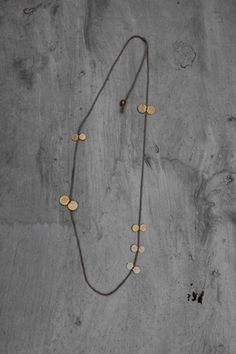 samma sequin and string necklace                                                                                                                                                                                 More